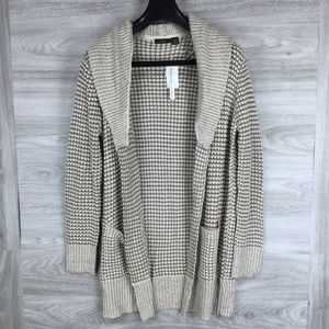 RDI Open Front Cardigan Sweater